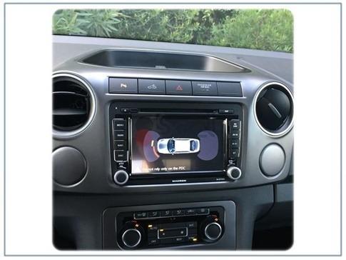 Macrom M-OF7070 navigatore VW