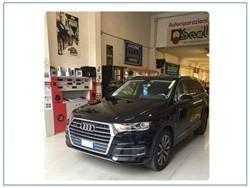 Audi Q7 4M antifurto satellitare