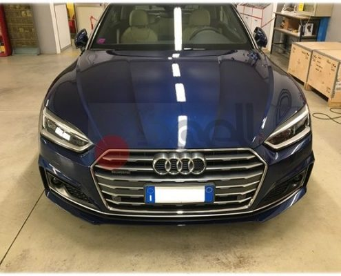 Audi A5 F5 antifurto satellitare
