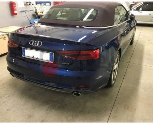 Audi A5 F5 antifurto satellitare num2