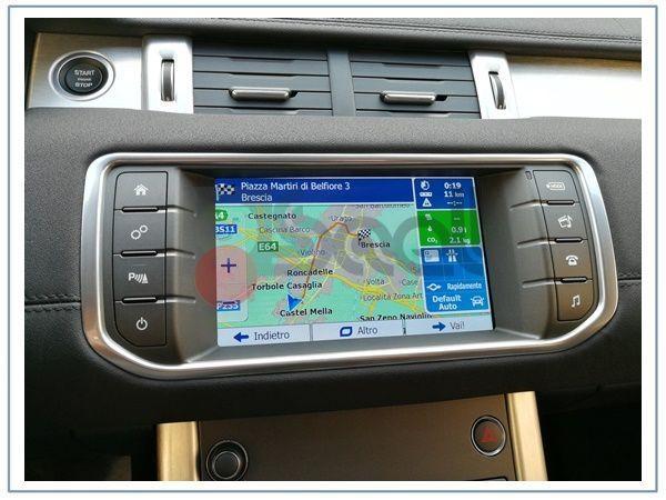 Navigatore Range Rover Evoque my16