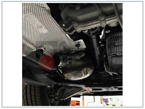 Kufatec sound booster Pro Jaguar F-Pace