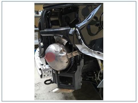 Kufatec sound booster pro Range Rover Evoque