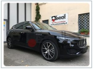 Maserati Levante antifurto satellitare