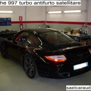 Porsche 997 turbo antifurto satellitare