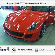 Fearrari 599 GTO antifurto satellitare