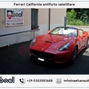 Ferrari California antifurto satellitare