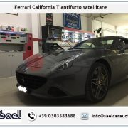 Ferrari California T antifurto satellitare