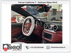 Ferrari California T dashcam