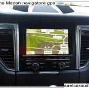 navigatore Porsche Macan