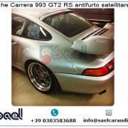 Porsche 993 GT2 antifurto satellitare
