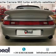 Porsche 993 turbo antifurto satellitare