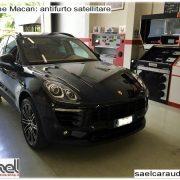 Porsche Macan antifurto satellitare