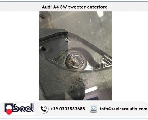 tweeter Focal Audi A4 B9