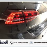 Fari posteriori a led VW Golf 7