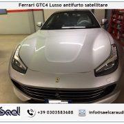 Ferrari GTC4 lusso antifurto satellitare