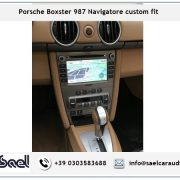 navigatore Porsche Boxster 987