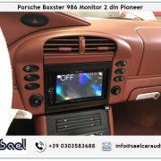 Monitor Pioneer Porsche Boxster 986