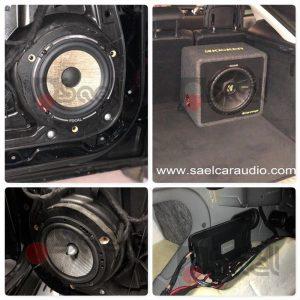 upgrade audio hi fi mercedes gle