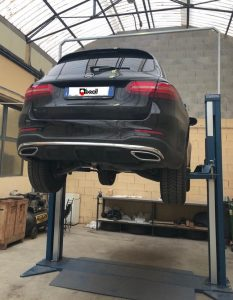 mercedes glc sound booster