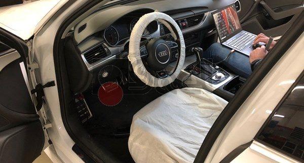 Rimappatura centralina Audi A6 4G 2.0 TDI