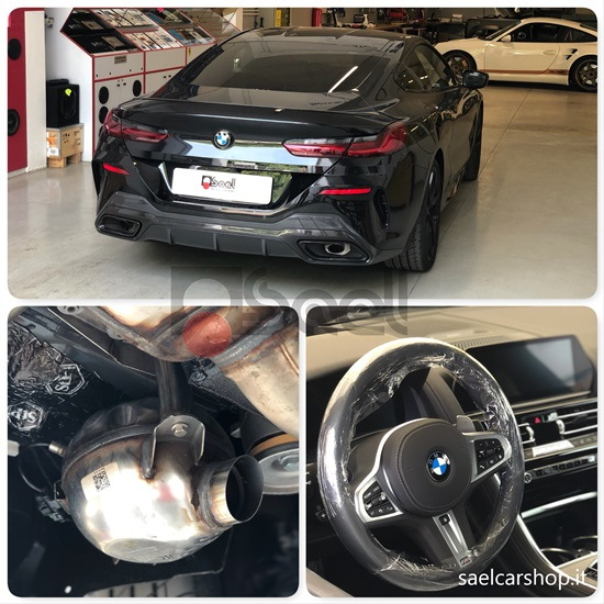 Active sound booster Kufatec BMW serie 8